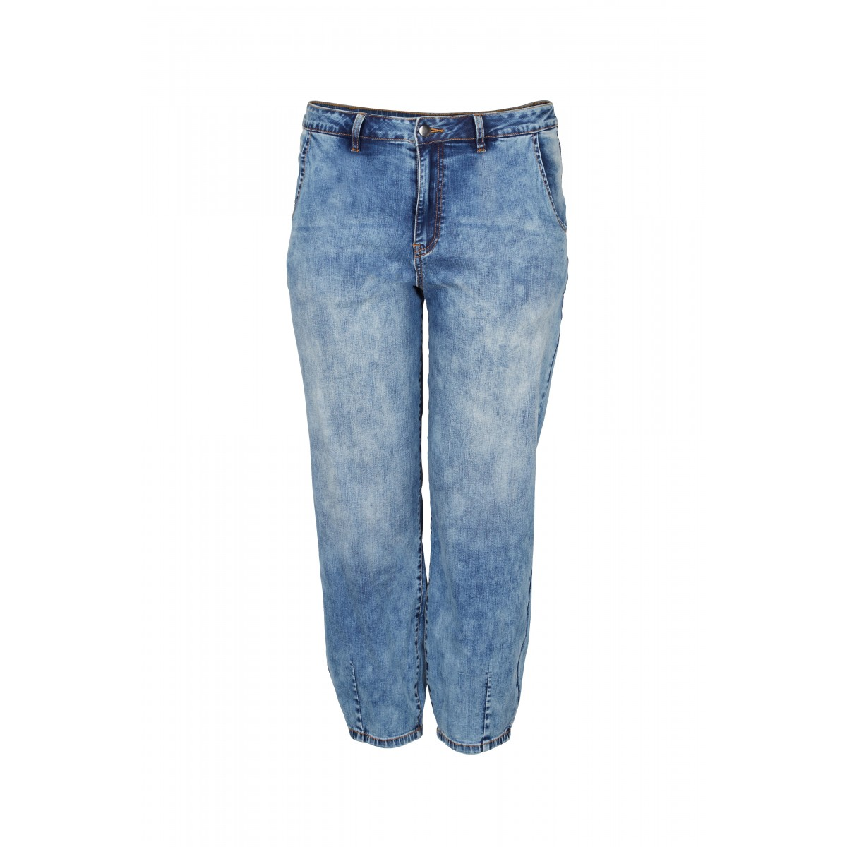 Zoey 203-3917 FIA BAGGY JEANS